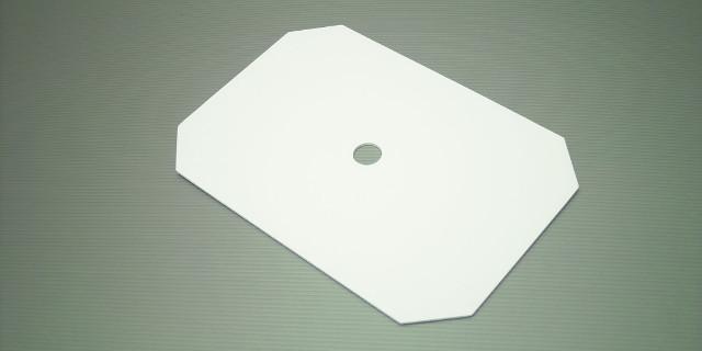 Zwischenlage für Kleinladungsträger KLT aus PP-Platte
